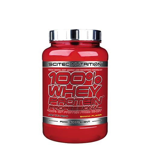 100% Whey Protéine Professionnelle - SCITEC
