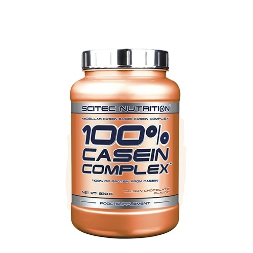 100% Casein Complex - SCITEC