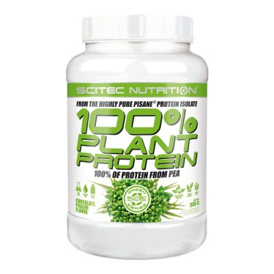 100% Plant Protein - SCITEC