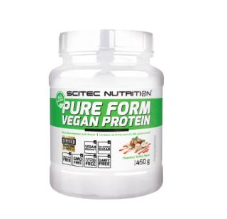 Pure Form Vegan Protein - SCITEC