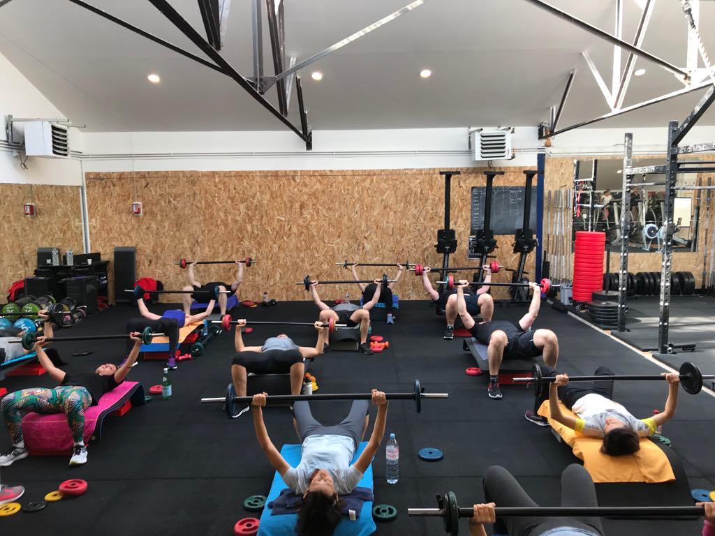 Cours fitness à Bourg-la-Reine