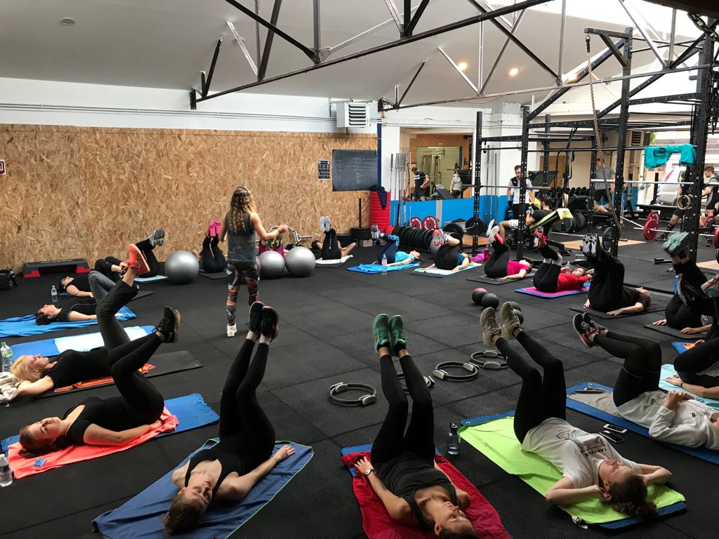 Cours fitness Bourg-la-Reine