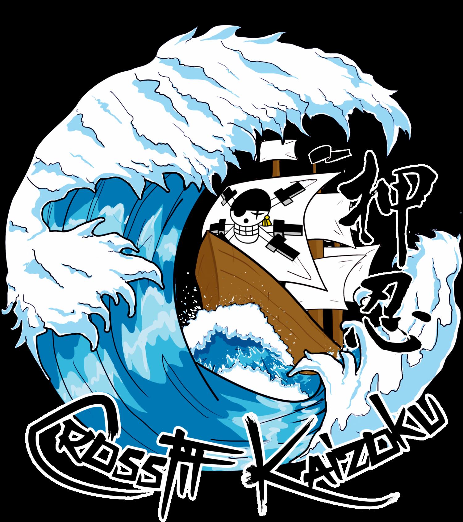 Logo CrossFit Kaizoku Bourg-la-Reine