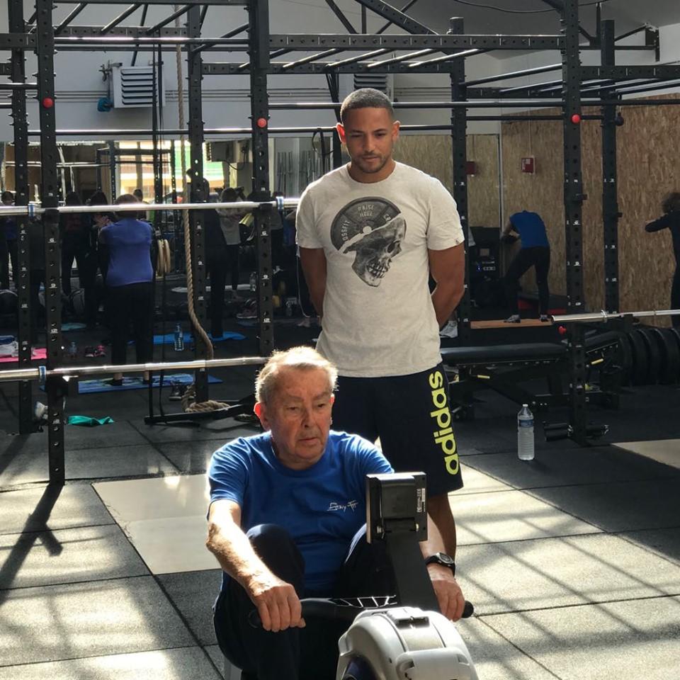 fitness freestyle Bourg-la-Reine