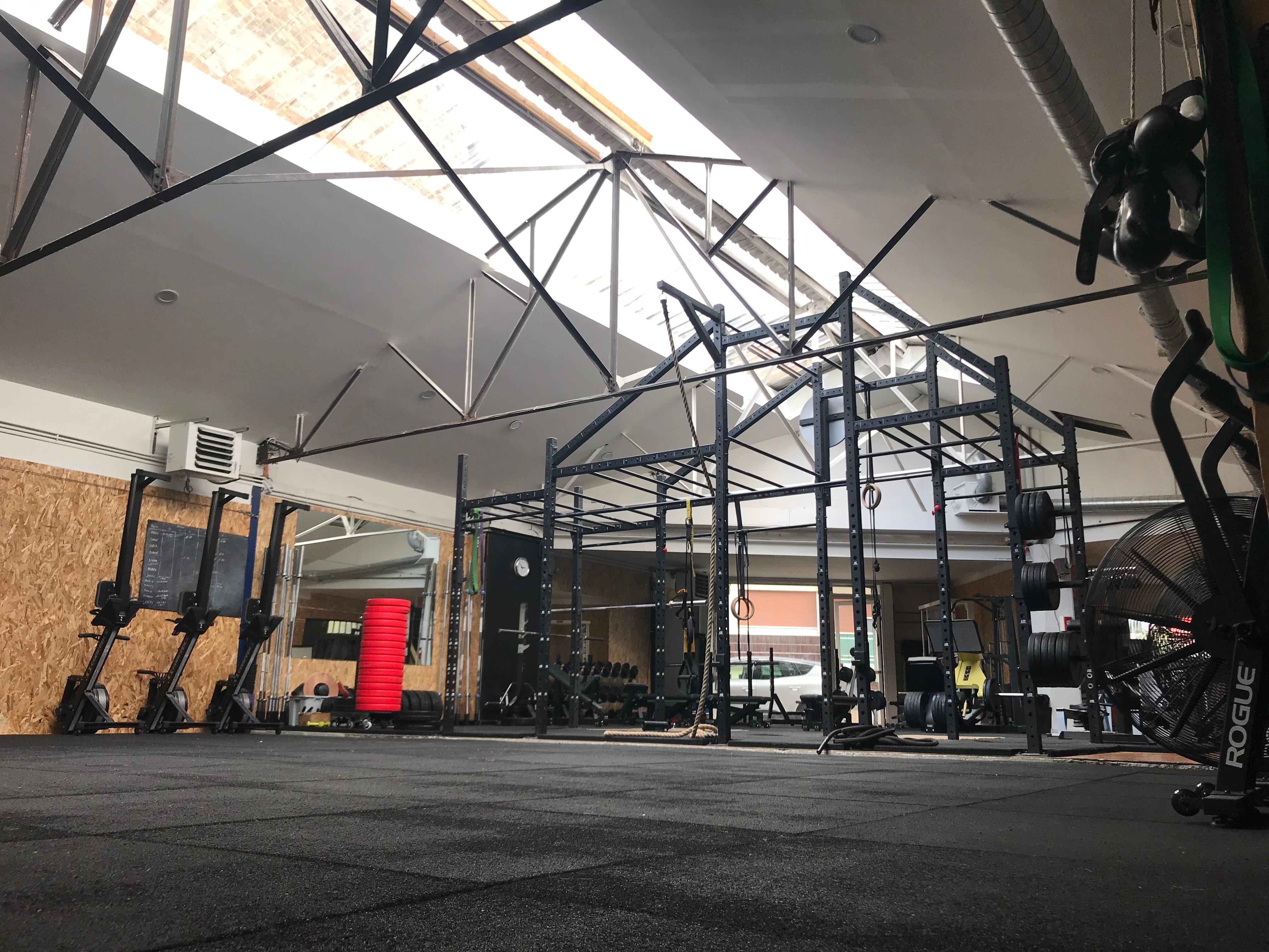 Box de CrossFit et salle de fitness Bourg-la-Reine